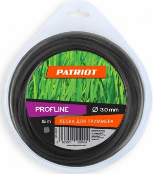 Леска Patriot Profline d=3мм L=15м