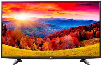 "Телевизор-LCD LG 49"" 49LH595V черный/FULL HD/50Hz/DVB-T2/DVB-C/DVB-S2/USB/WiFi/Smart (RUS)"