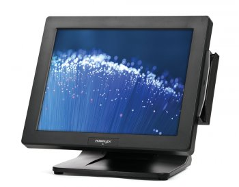 "POS-Терминал Posiflex PS-3315 сенсорный терминал 15"" TFT, Intel Celeron N2807 1.58/2.16 GHz, 320 GB HDD, 2 GB DDR3, USB + SA-105Z, Windows POSReady 7,"