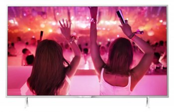 "Телевизор-LCD 40"" Philips 40PFT5501/60 серебристый/FULL HD/500Hz/DVB-T/DVB-T2/DVB-C/USB/WiFi/Smart (RUS)"