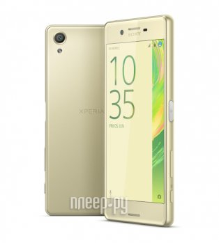Смартфон Sony F5121 Xperia X Lime Gold