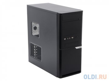*Корпус 3Cott 2302 Black ATX 450W USB/Audio (б/у)