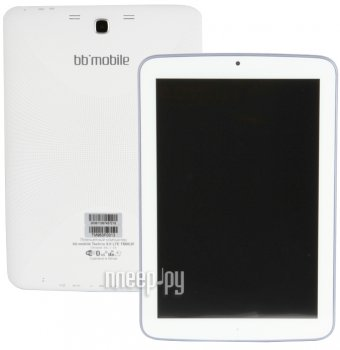 Планшетный компьютер BB-mobile Techno 9.0 LTE TM963F White (Rockchip RK3188 1.6 GHz/2048Mb/32Gb/Wi-Fi/LTE/Bluetooth/GPS/Cam/9.0/1920x1280/Android)