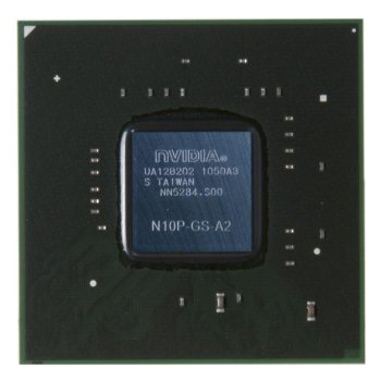 Видеочип N10P-GS-A2 nVidia GeForce GT240M, новый