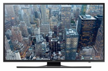 "Телевизор-LCD 40"" Samsung UE40JU6430UXRU черный/Ultra HD/200Hz/DVB-T2/DVB-C/DVB-S2/USB/WiFi/Smart (RUS)"