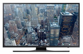 "Телевизор-LCD 55"" Samsung UE55JU6430UXRU черный/Ultra HD/200Hz/DVB-T2/DVB-C/DVB-S2/USB/WiFi/Smart (RUS)"