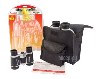 Бинокль Rekam Robinzon Travel KIT 7x50 4x30 7x