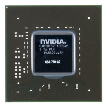 Видеочип G84-750-A2 nVidia GeForce 8700M GT, новый