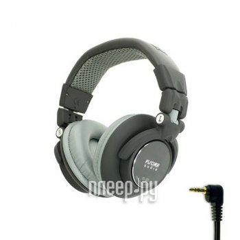 Наушники Fischer Audio FA-005 Black-Grey