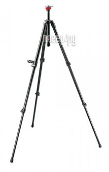 Штатив Manfrotto 755XB Mdeve Tripod Black W/HB 50MM