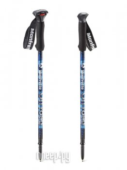 Монопод Manfrotto MMOFFROADB Off Road Walking Sticks Blue