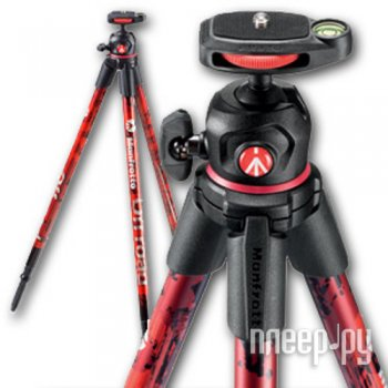 Штатив Manfrotto MKOFFROADR Off Road Tripod Red