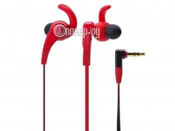 Наушники Audio-Technica ATH-CKX7 RD Red