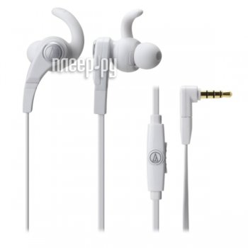 Наушники Audio-Technica ATH-CKX7iS WH White