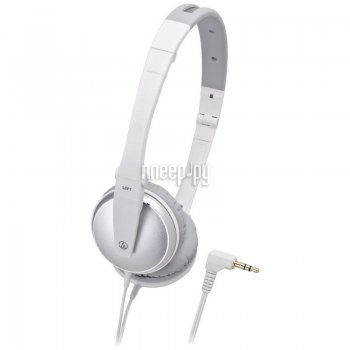 Наушники Audio-Technica ATH-ES33 WH White