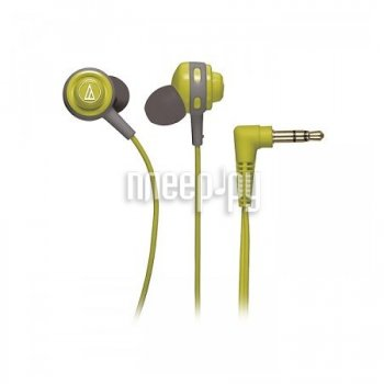 Наушники Audio-Technica ATH-COR150 Lime Green