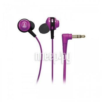 Наушники Audio-Technica ATH-COR150 Purple