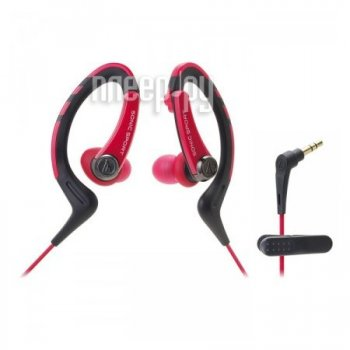 Наушники Audio-Technica ATH-SPORT1 RD Red