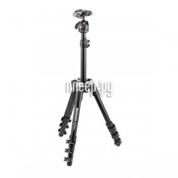 Штатив Manfrotto Befree One MKBFR1A4B-BH Black