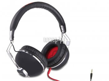 Наушники Canyon Ergonomic Stereo Headphones Black CNS-HHP3