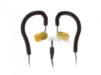 Наушники Stenn SH-160WP Black-Yellow