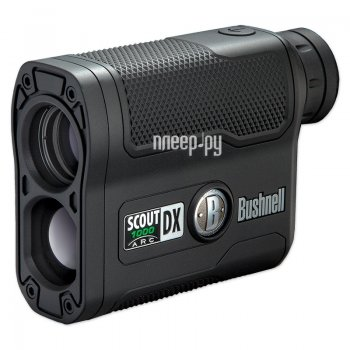 Дальномер Bushnell Scout DX 1000 ARC Black 202355