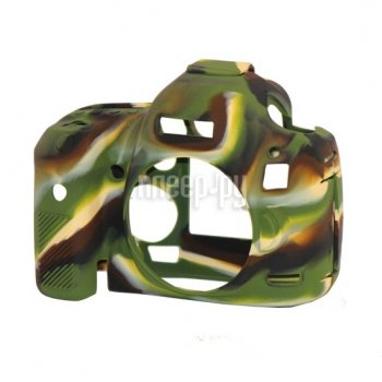Чехол easyCover Discovered Canon EOS 5D Mark III Camouflage