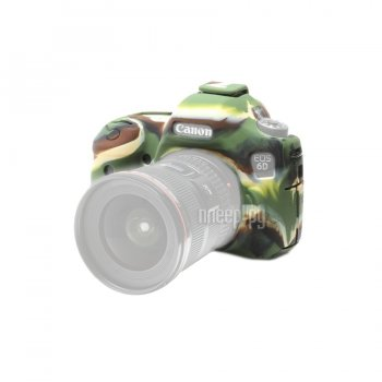 Чехол easyCover Discovered Canon EOS 6D Camouflage