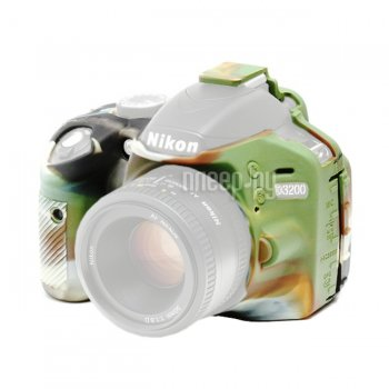 Чехол easyCover Discovered Nikon D3200 Camouflage