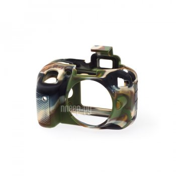 Чехол easyCover Discovered Nikon D3300 Camouflage