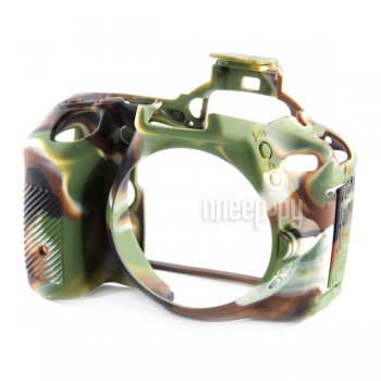 Чехол easyCover Discovered Nikon D5500 Camouflage