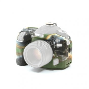 Чехол easyCover Discovered Nikon D7100/D7200 Camouflage