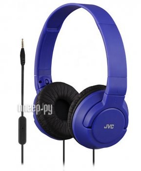 Наушники JVC HA-SR185-A Blue