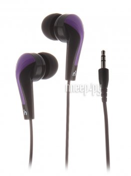 Наушники CBR Human Friends Samba Black-Purple