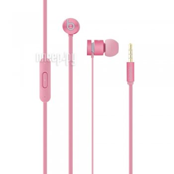 Наушники с микрофоном APPLE In-Ear Headphones Beats urBeats Pink MH9U2ZM/A