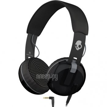 Наушники Skullcandy Grind Black Grey Black