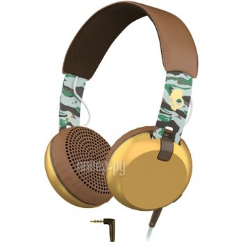Наушники Skullcandy Grind Scout Camo Brown