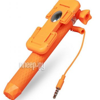 Монопод для селфи Activ RK Cable Mini 3 Orange 54443