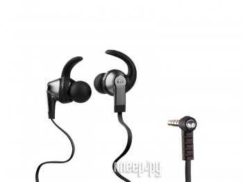 Наушники Monster iSport Victory 137006-00 Black