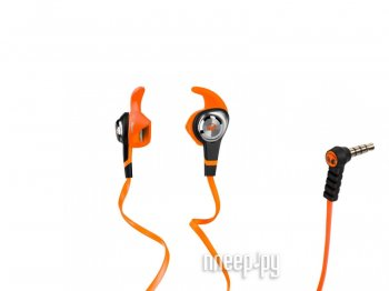Наушники Monster iSport Strive 137029-00 Orange
