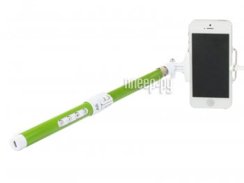Монопод для селфи Dispho UR9W S-SQ801 Green for Selfie