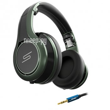 Наушники с микрофоном SMS Audio Street by 50 Wired Over-Ear Grey SMS-DJ-GRY