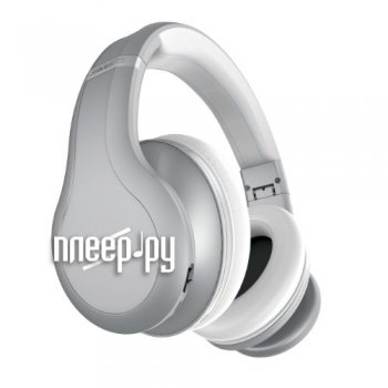 Наушники с микрофоном SMS Audio Street by 50 Wired Over-Ear White SMS-WD-WHT