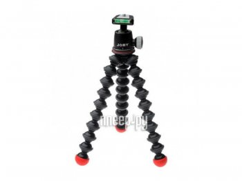 Штатив шарнирный Joby GorillaPod SLR-Zoom GP3-BREU Black-Red