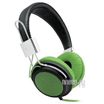 Наушники BBK EP-3500S Black-Green