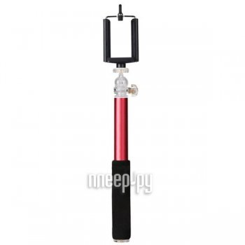 Монопод для селфи Hoox Selfie Stick 810 Series Red HOOX-810-R