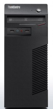 Системный блок Lenovo ThinkCentre M73 MT P G3240/4Gb/500Gb 7.2k/HDG/Windows 7 Professional 64/клавиатура/мышь