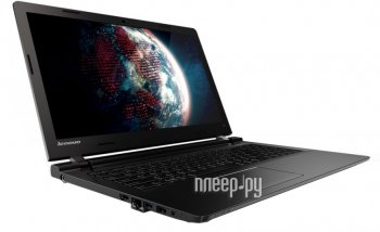 Ноутбук Lenovo IdeaPad 100-15 80MJ00QQRK (Intel Pentium N3540 2.16 GHz/4096Mb/128Gb SSD/Intel HD Graphics/Wi-Fi/Bluetooth/Cam/15.6/1366x768/Windows 10