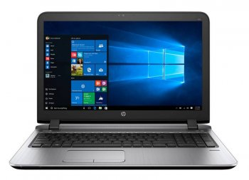"Ноутбук hp ProBook 450 G3 Core i7 6500U/8Gb/SSD256Gb/DVD-RW/AMD Radeon R7 M340 2Gb/15.6""/SVA/FHD/Windows 10 Professional 64 +W7Pro/WiFi/BT/Cam"