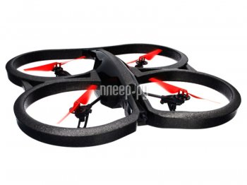 Квадрокоптер Parrot Ar Drone 2.0 Power Edition Area 2 Red